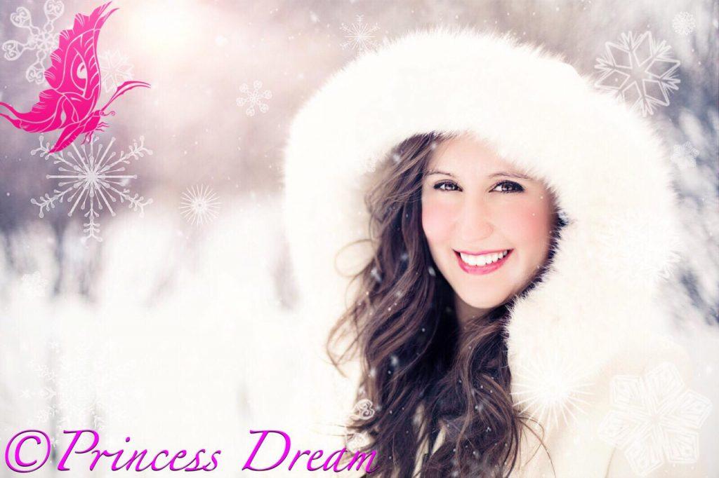 Haarpflege der kühlen Jahreszeit anpassen Princess Dream
